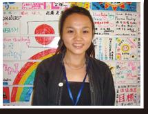 生徒インタビューの画像